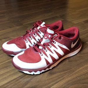 Nike Free 5.0 V6 AMP Oklahoma University Men's 11